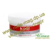 Perfect White Powder (Базовый акрил белый)  KODI, 60гр