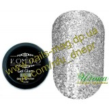Glam Gel 006 Deep Silver, 5мл