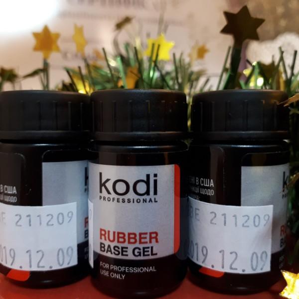 Rubber Base Gel KODI Professional!