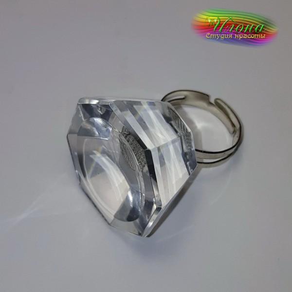 Кольцо для клея для наращивания ресниц без перегородки.