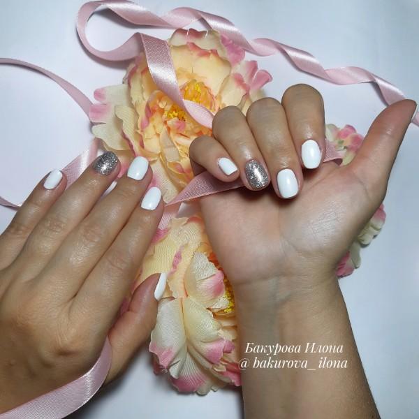 Белый цвет в покрытии любят клиенты, но не всегда любят мастера.