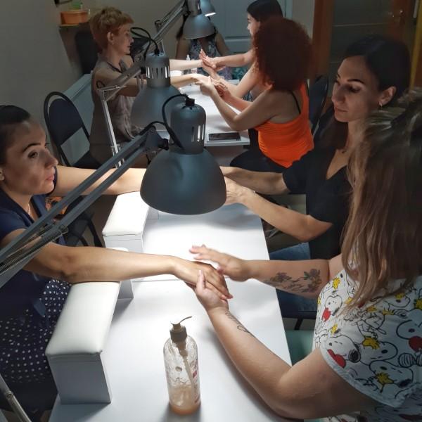 26августа в студии прошел курс СПА+Парафинотерапия.