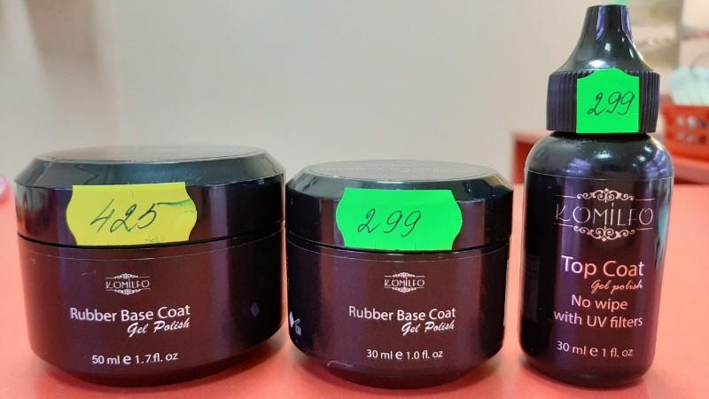База Komilfo Rubber Base Coat