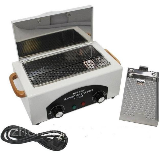 Высокотемпературный сухожаровой шкаф CH-360T.