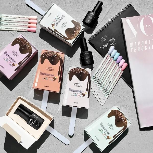 Новая коллекция Summer babe limited collection невероятная плотная пастель!