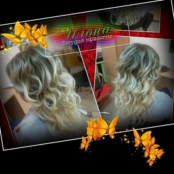 Русый — самый распространенный цвет волос.