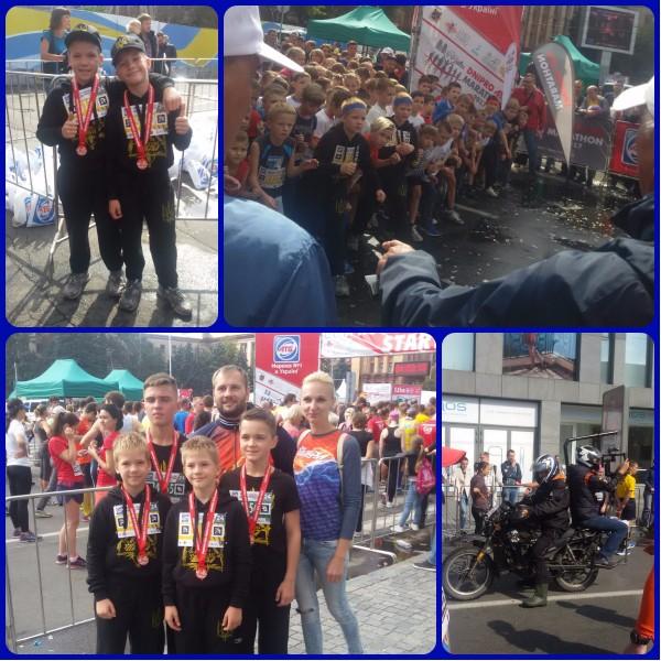 24 сентября в Днепре состоялось главная беговое событие Dnipro ATB Marathon.