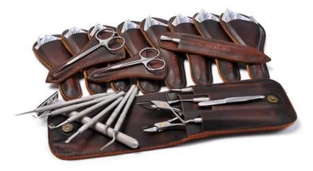 Профессиональный инструмент для маникюра и педикюра фирмы Olton.